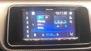 Nossa Kicks PCD - Central Multimídia Android Auto e CarPlay