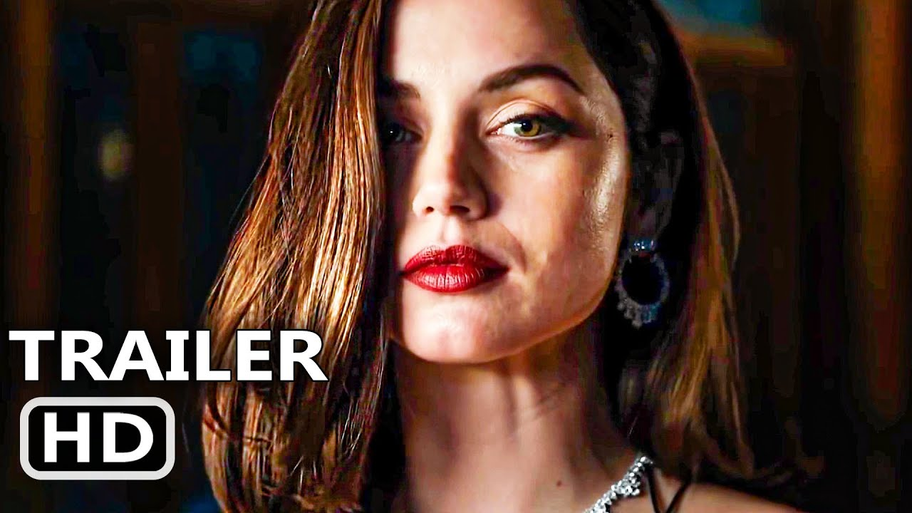"""NO TIME TO DIE """"New Agents"""" Trailer (2021)"""