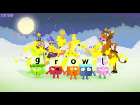 Alphablocks Series 3 - How Now Brown Cow