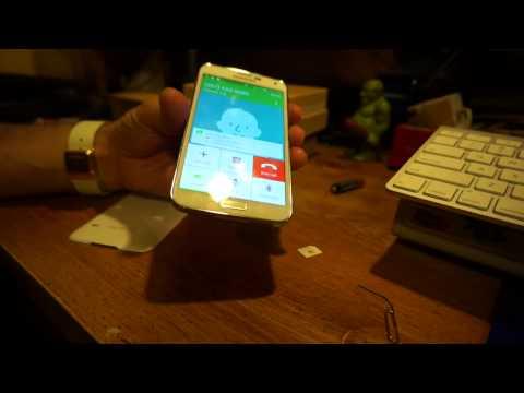 Verizon Samsung Galaxy S5 Working On At