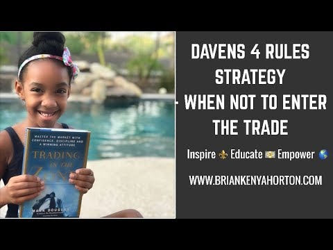 Davens 4 rules