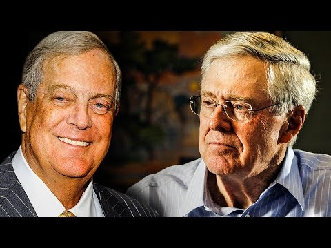 Koch Brothers BUSTED Hiring and Firing University Professors