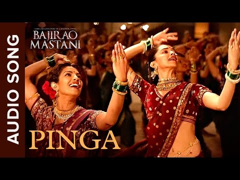 Pinga | Full Audio Song | Bajirao Mastani...