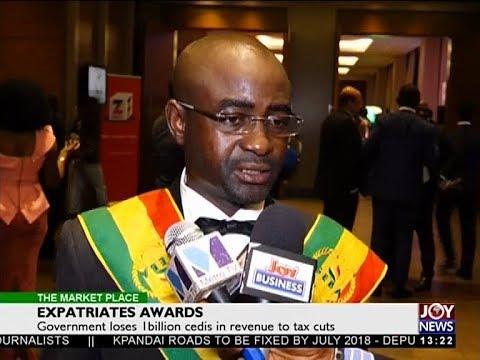 Expatriates Awards - The Market Place on Joy News (5-12-17)
