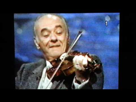 Black Mountain Rag -- Al Cherny On Fiddle - 1987