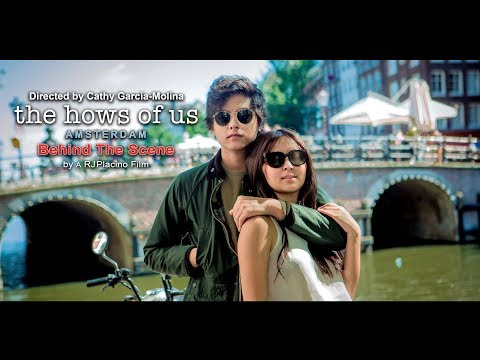THE HOWS OF US - BTS ( AMSTERDAM )