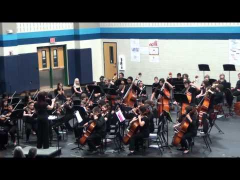 Spring 2013 - Sinfonietta Orchestra - Tribal Dance