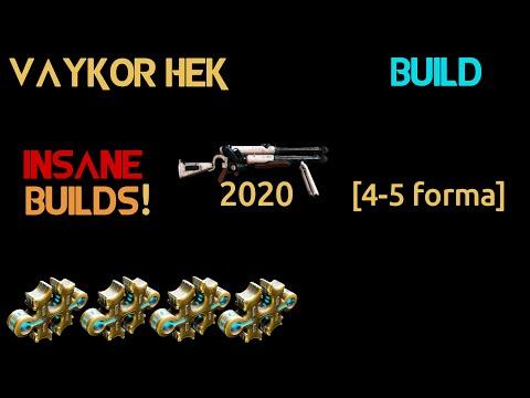 Warframe- Vaykor Hek