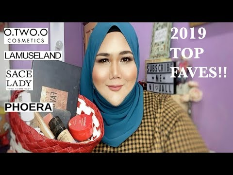 BEST OF 2019 MAKEUP(CHINA)-Murah & Berbaloi   Masilla Isa