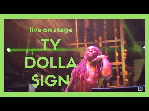 Ty Dolla $ign - Campaign (ft. Future) (HD Live @Fresh Island, Croatia 2016) FIRST LIVE PERFOMANCE