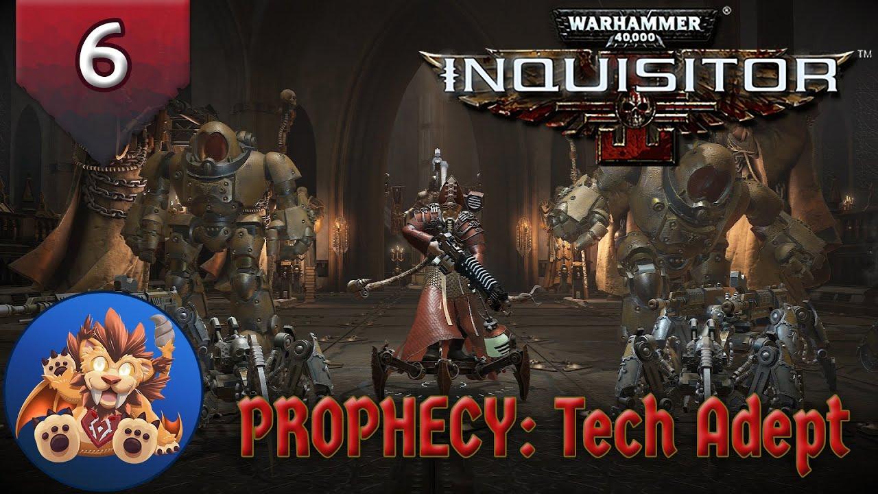 Download Warhammer 40K Inquisitor - Prophecy Ep 6: Ambushed!