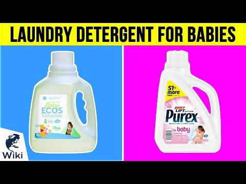 10 Best Laundry Detergent For Babies 2019