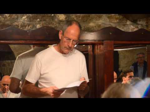 Poets Live –  Rod Mengham, Marc Atkins, Dylan Harris, Kate Noakes