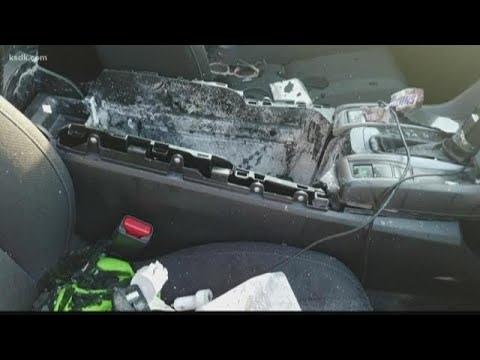 Cledus T. Party with Cledus & Judy - Florida Teen's Dry Shampoo Explodes In Her Car