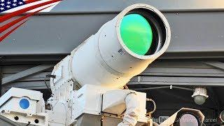 【1発100円】レーザー兵器でドローンの群れを一発で!? - LaWS&HELIOS