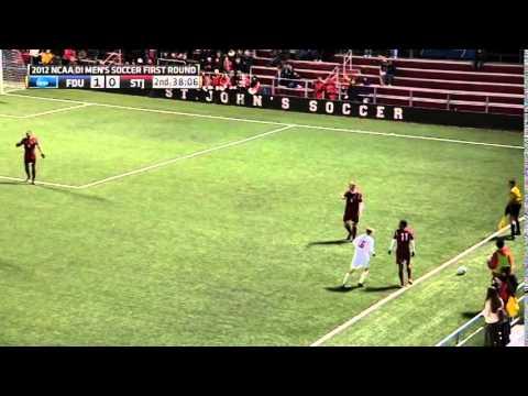FDU Soccer: NCAA Tournament vs. St. John's