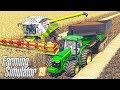 First Harvesting on HONEY DEW Map - Farming Simulator 19 Mods - LS19 Claas Lexion 780