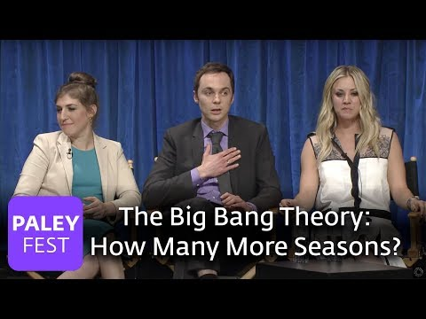 The Big Bang Theory - Jim Parsons on how Many More Seasons to Come