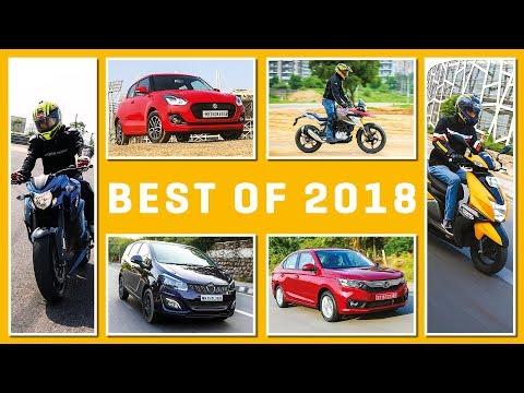 Best Vehicles of 2018 | Motown India