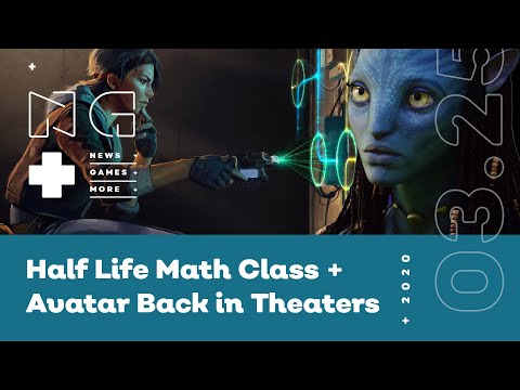 IGN News Live: Half Life VR Math Class & Avatar Returning To Theaters?!