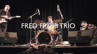 50th Day of the Year, Fred Frith Trio (Teatar &TD 19.2.2015.)
