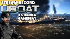Uboat - 3 Stunden Release Stream 👑 [Deutsch/German][Gameplay]