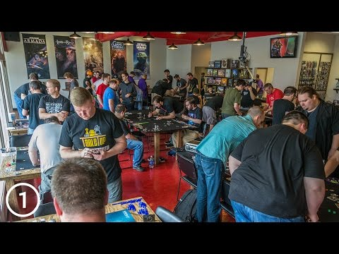 X-Wing - Tulsa Regional 2015 - Game 1