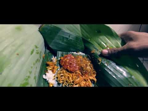 Unboxing Fast Food Khas Bali, Nasi Jinggo