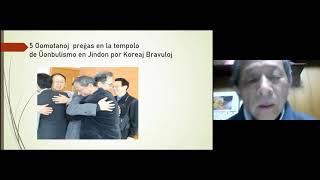 2021 한국에스페란토 서울지부 정기 강연회 - Prelegoj de  KEA, Seula Filio