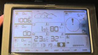 oregon scientific wmr200 professional weather station review