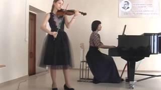 видео: Ф. Мендельсон Концерт  e-moll  III часть