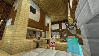 Repeat youtube video Minecraft Xbox - Milk Dash [161]