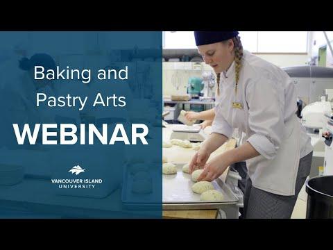 Vancouver Island University - Baking and Arts Diploma Webinar
