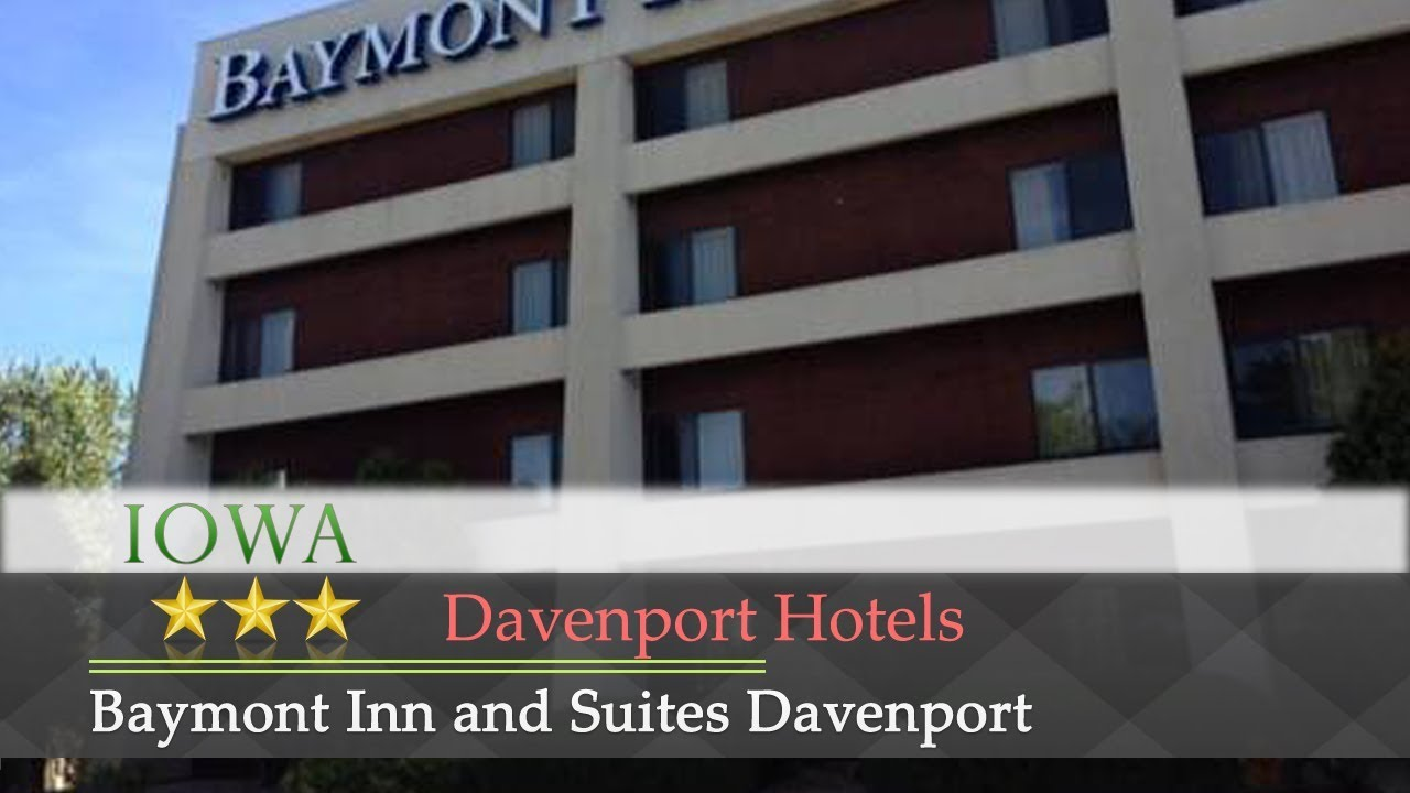 Baymont Inn And Suites Davenport Hotels Iowa