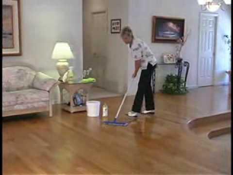 Hardwood Floor Cleaning/ How to clean hardwood floors
