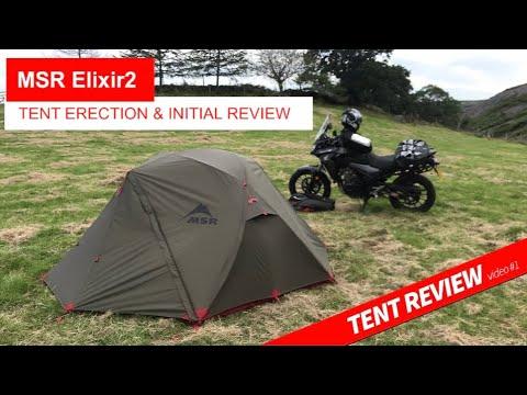 MSR Elixir2 Tent