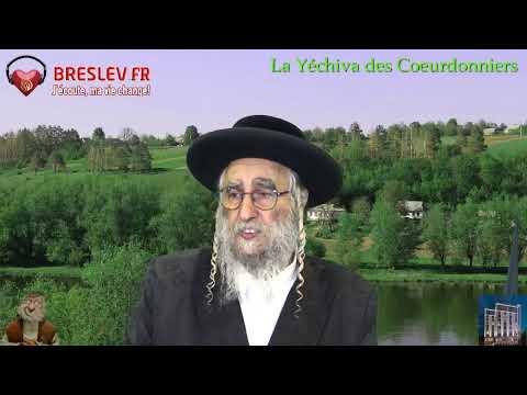 Les Contes de Rabbi Nahman: La Princesse disparue cours 51 (12/08/20)