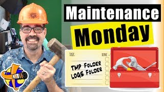 Checking for the correct location of the TMP and LOGS folders in Joomla 🛠Maintenance Monday #001 Mp3