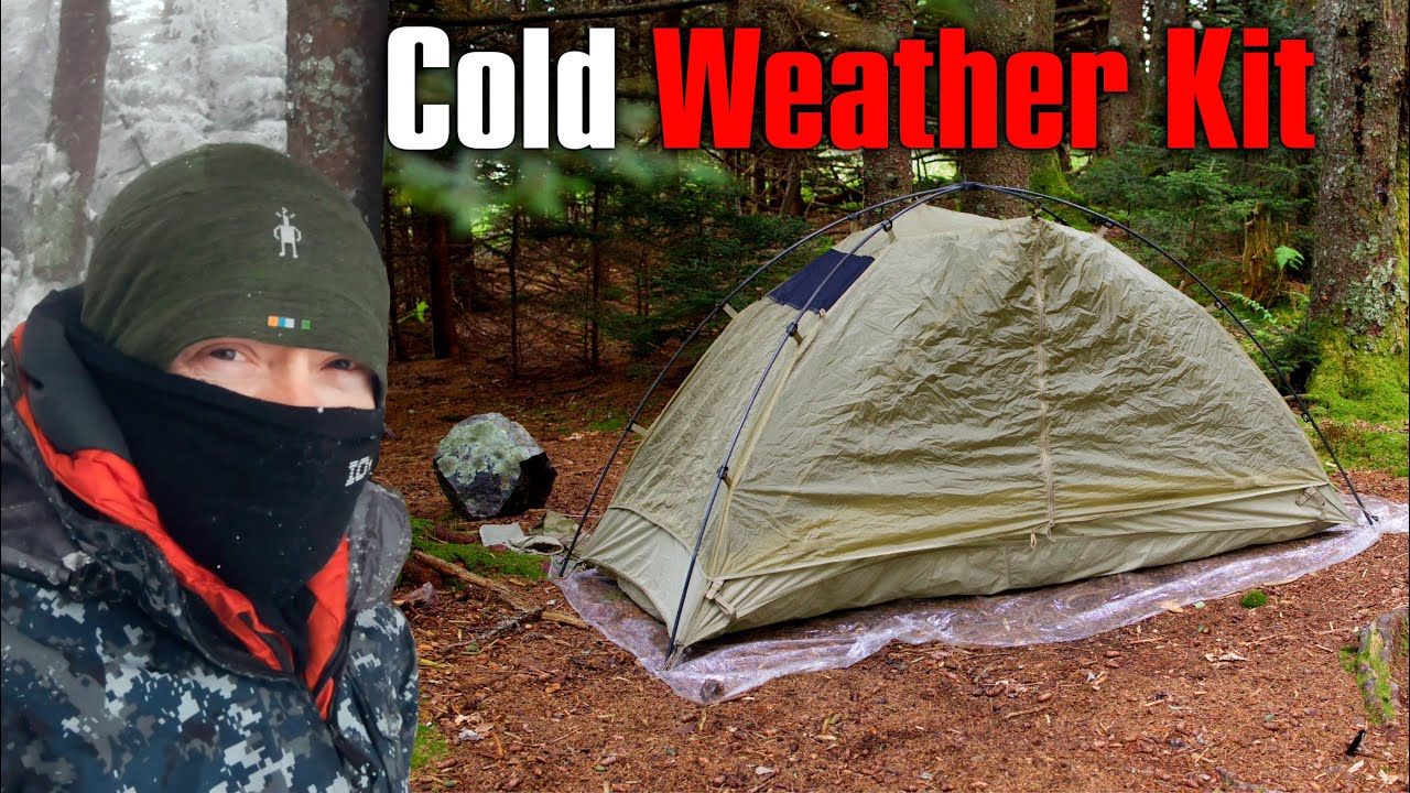 Never Seen Anything Like It - Military Tent 4 Season Conversion Kit - LiteFighter Cold Weather Kit