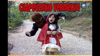 Chapeuzinho vermelho e o Lobo mau !!! (Historinha Infantil)