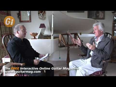 Bruce Welch The Shadows Interview  With Lee Hogdson Guitar Interactive Issue 4