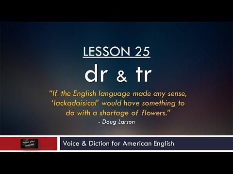 Lesson 25 (DR & TR)