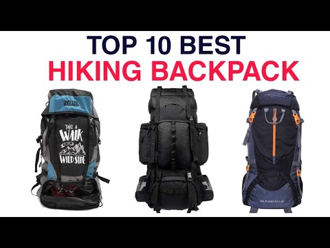 Top 10 Best Hiking Backpack in India With Price | Best Trekking Rucksack 2020