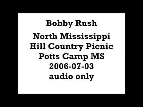 Bobby Rush 2006-07-03
