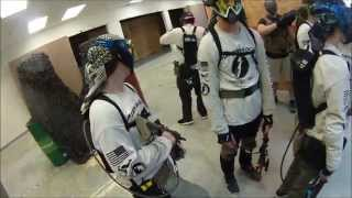 Combat City Airsoft: A Run for the Money- Feat. Team Aftershock