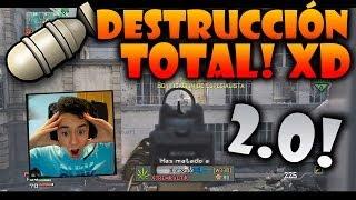 Destrucción Total!! MOAB PUMMM! - Live 2.0 Mw3 | TheGrefg
