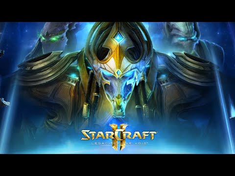 "StarCraft II: Legacy of the Void (Campaign) Part 2 ""Zeratul Hero of the Protoss"""
