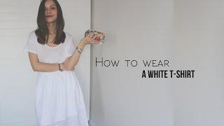 видео С чем и как носить белую рубашку: фото, рекомендации