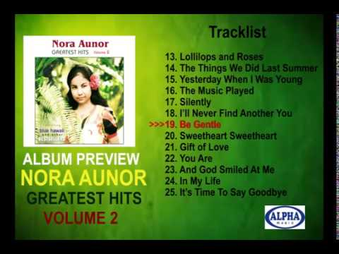 Nora Aunor Greatest Hits Volume 2 Album Preview