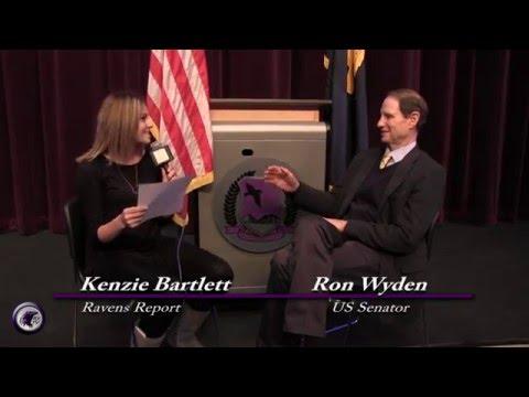 RR Interview with Senator Ron Wyden